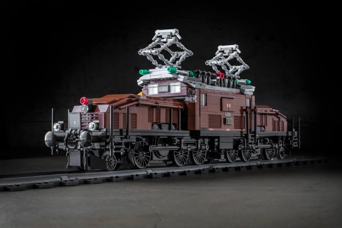 Locomotiva Crocodile