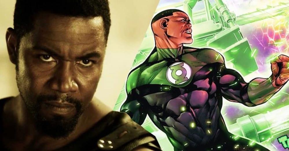 Lanterna Verde, Michael Jai White