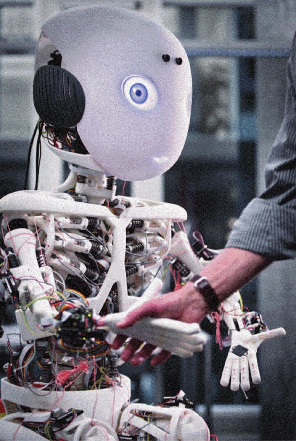 """Robotica: da un progetto europeo il primo androide """"low cost"""""""