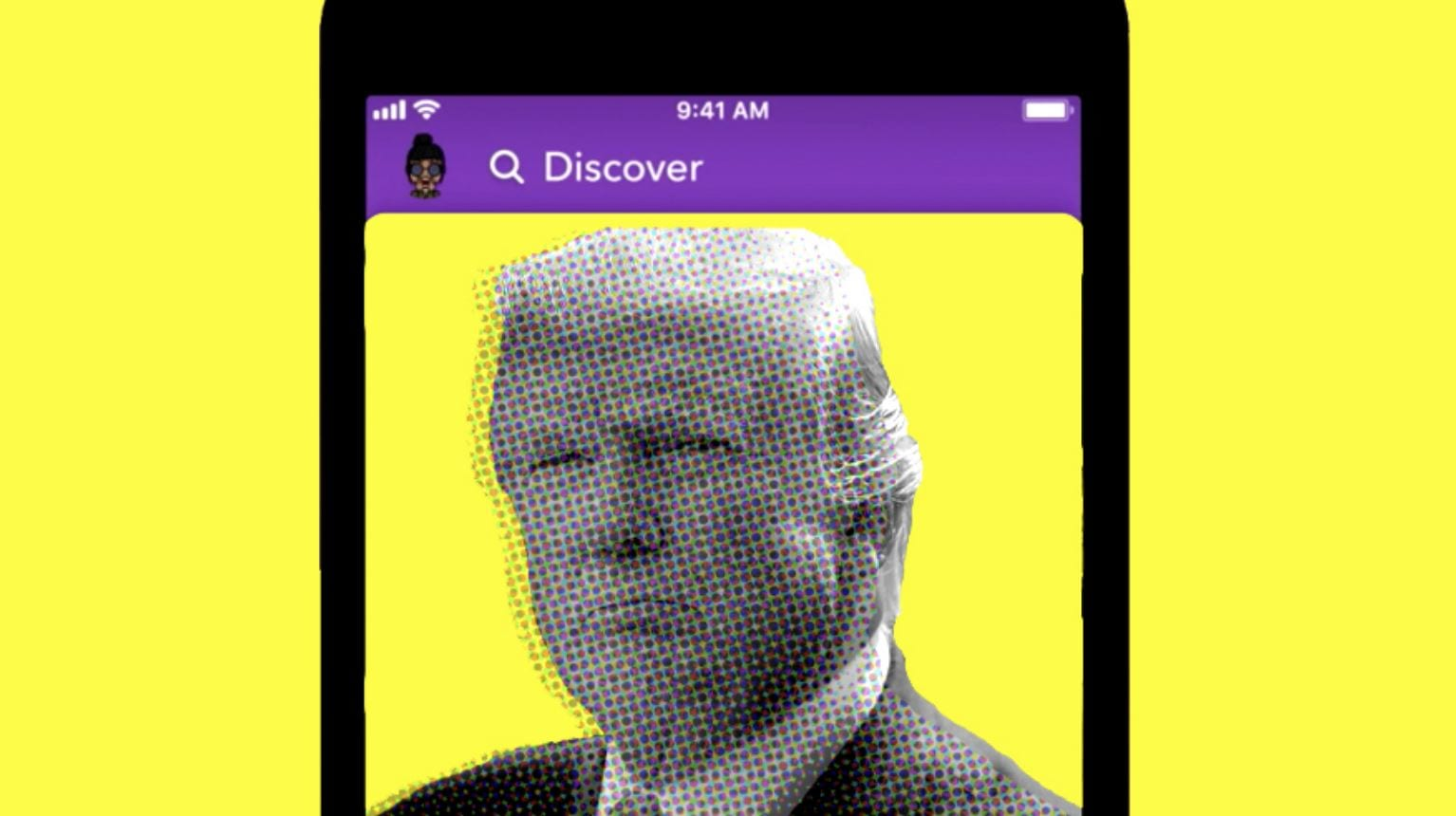 """Snapchat nasconde l'account di Donald Trump: """"invita alla violenza razziale"""""""