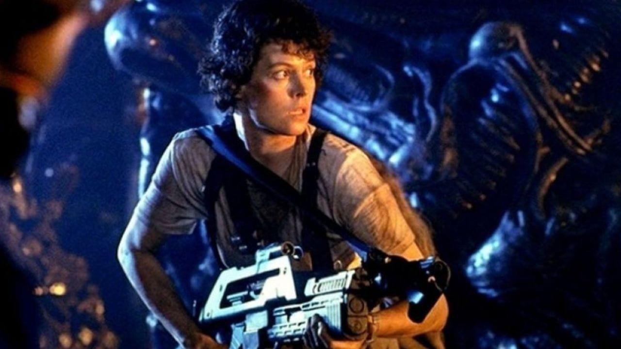 Alien 5, Ripley, Sigourney Weaver