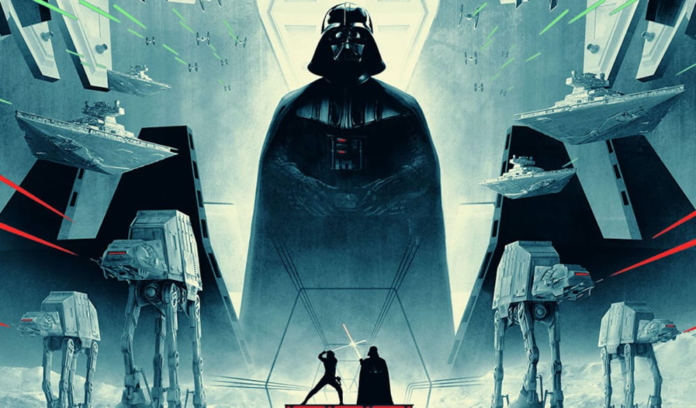 star-wars l'impero colpisce ancora poster