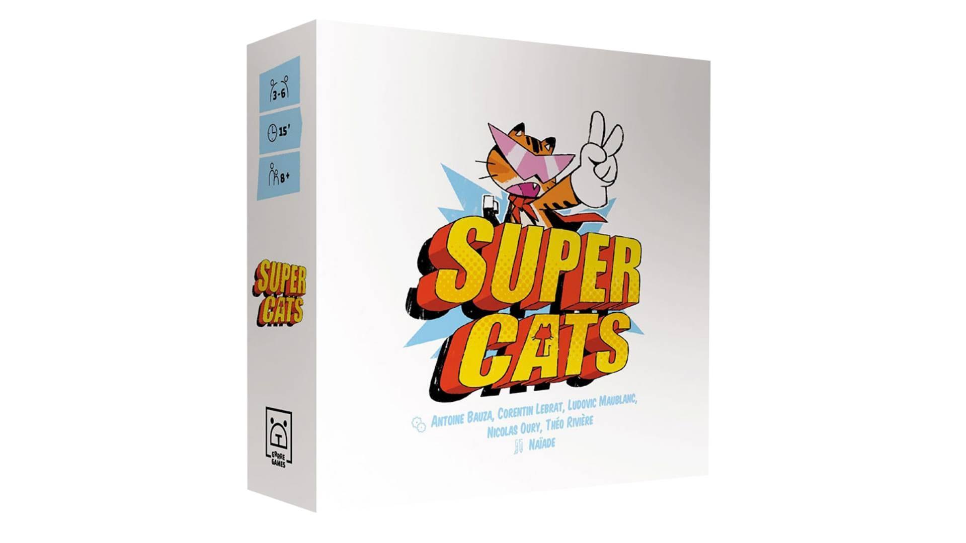 Studio Supernova: annunciata l'uscita dei giochi Super Cats, Pharaon e Queenz