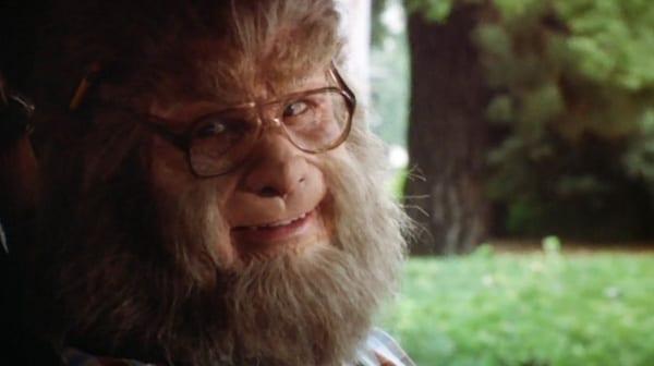 """Il simpatico padre-licantropo di Michael J. Fox in """"Voglia di vincere"""""""