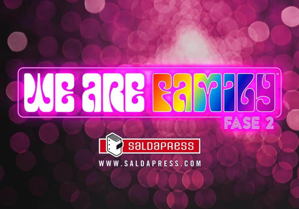 We are Family, Saldapress