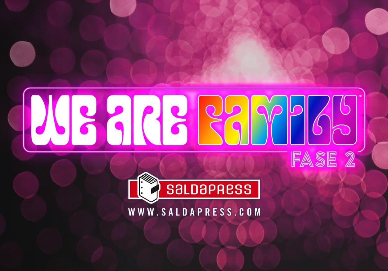 We are Family, Saldapress