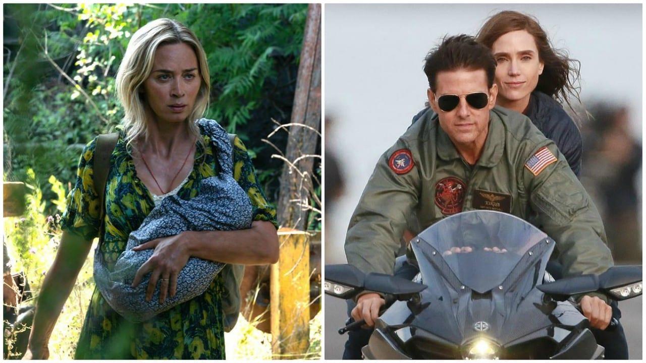 Top Gun: Maverick, A Quiet Place 2 - ecco le nuove date d'uscita