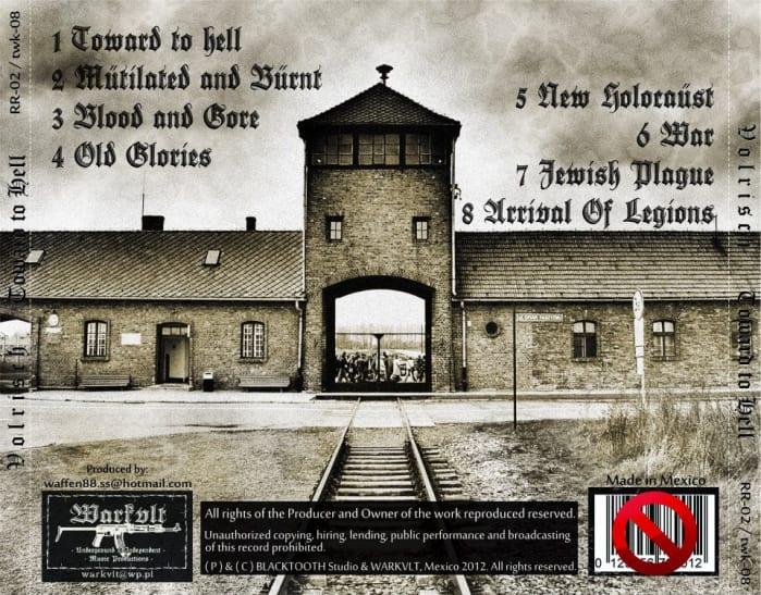 album neonazi