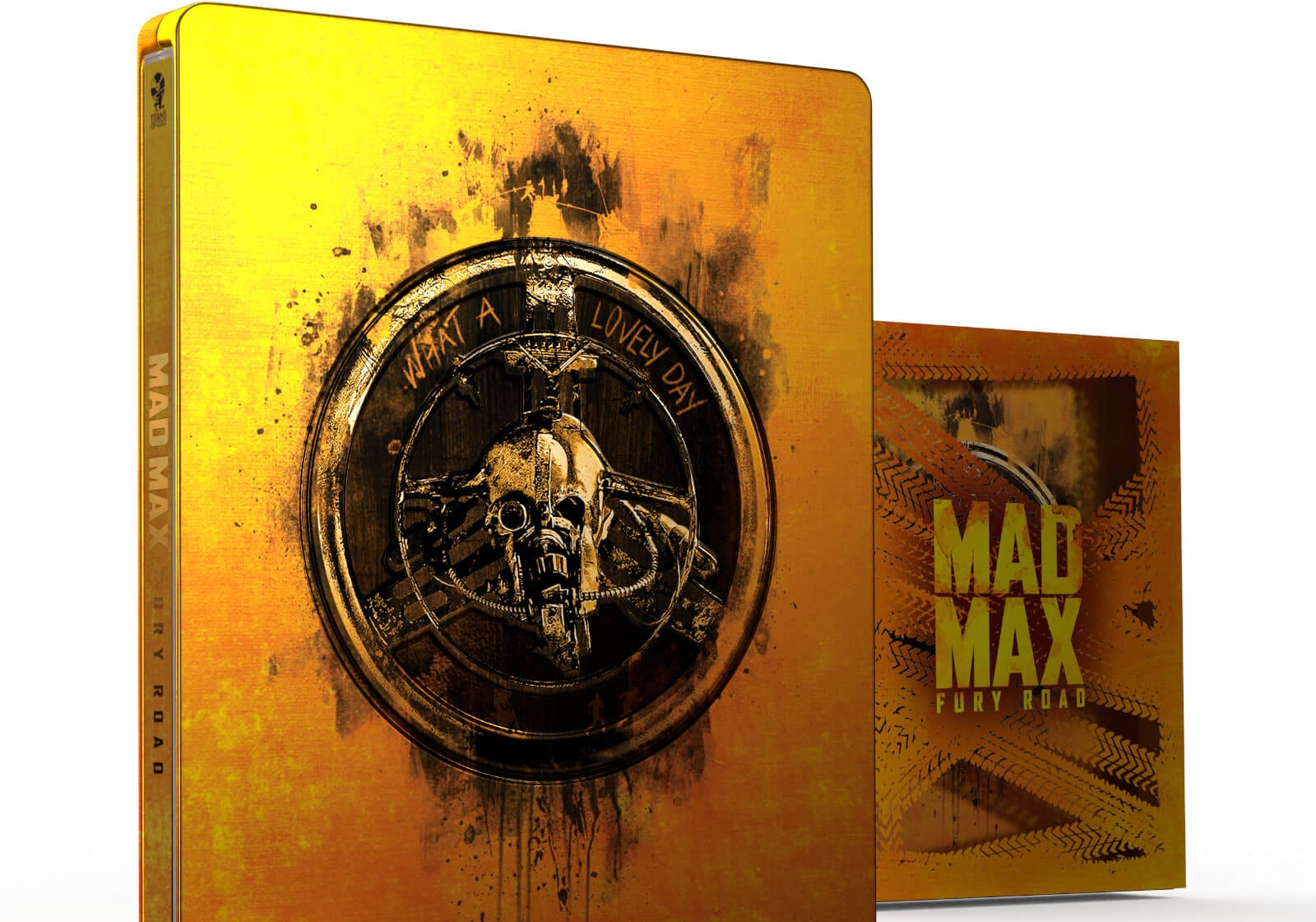 Mad Max: Fury Road steelbook