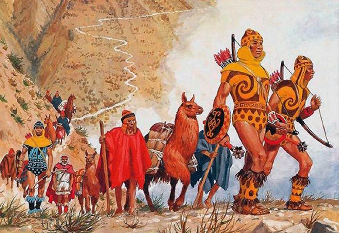 Le migrazioni forzate effettuate dagli Inca pre-coloniali