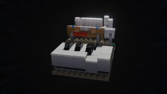 Playable Piano