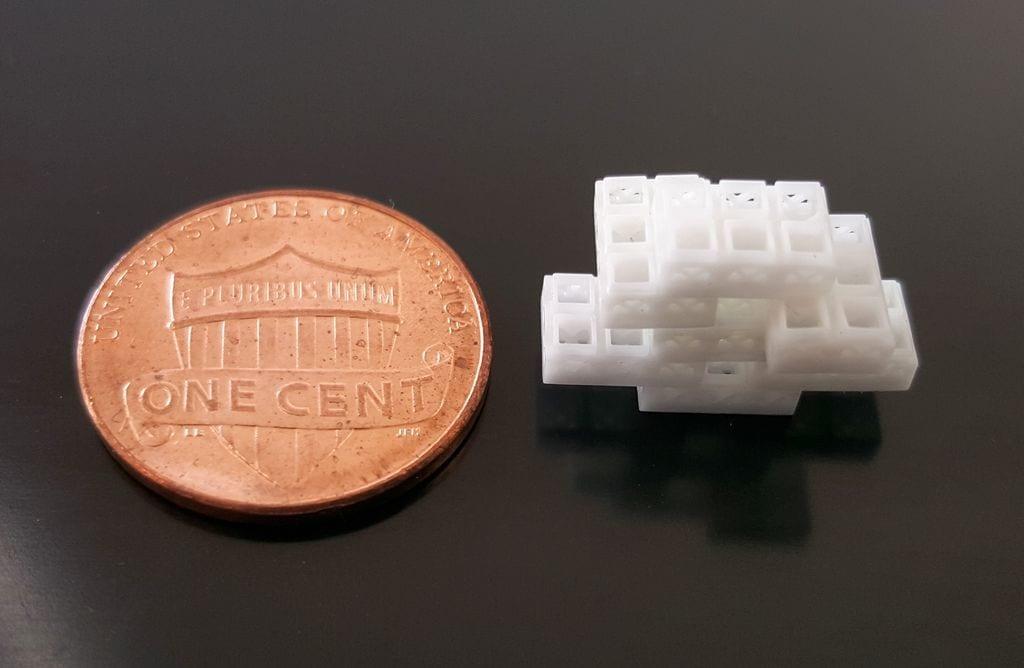 LEGO per curare le fratture ossee? La nuova tecnica che sfrutta mattoncini