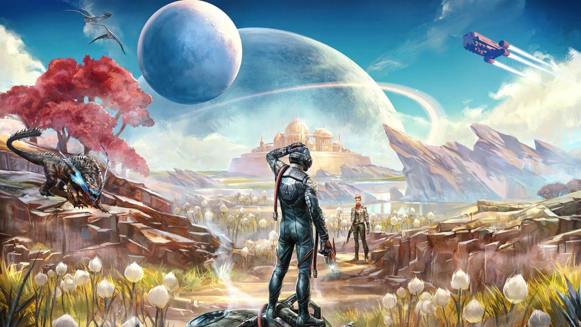 The Outer Worlds: Pericolo su Gorgone, annunciato il primo DLC all'Xbox Game Showcase