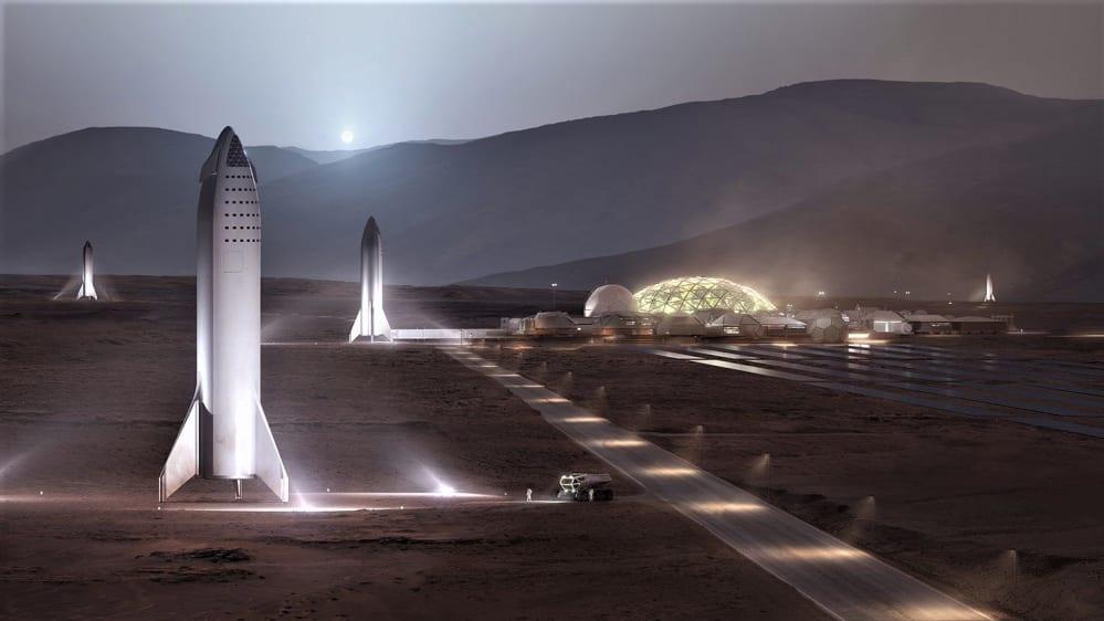 colonia su Marte