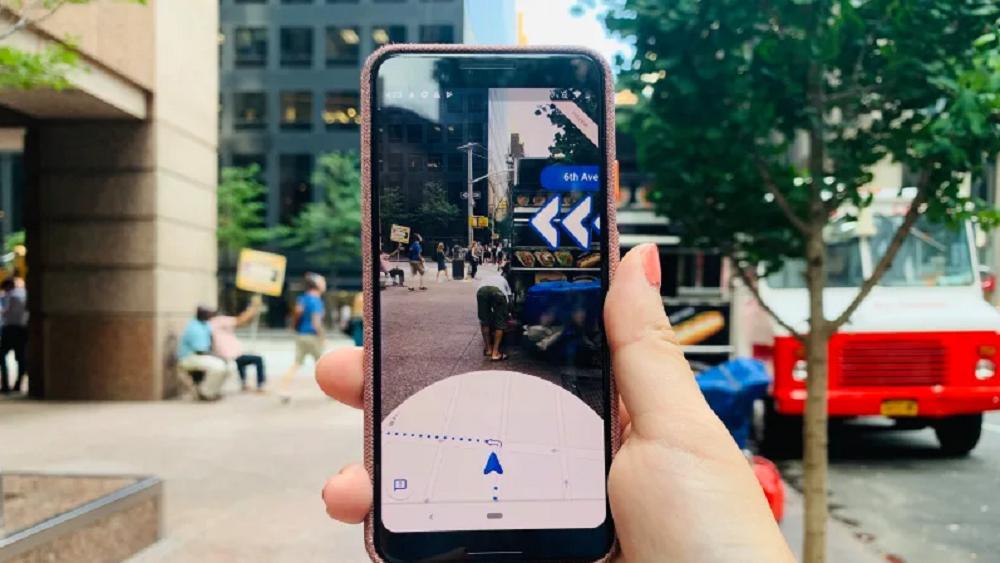 Google Maps, la realtà aumentata per calibrare la posizione (meglio del GPS)