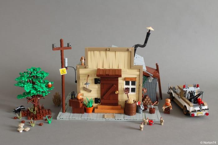 Joe cottage