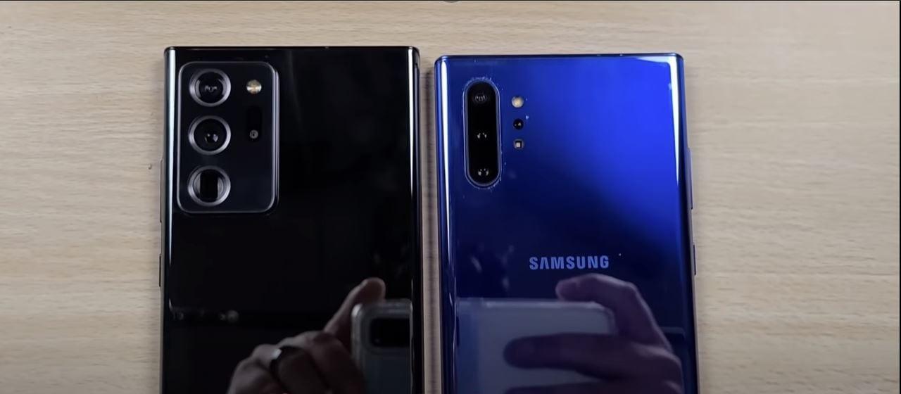 Samsung Galaxy Note 20 Ultra: spuntano foto e video reali, niente render