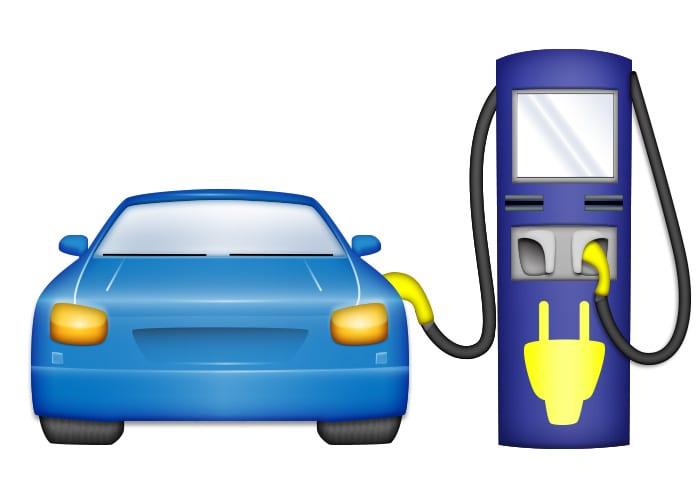 L'emoji della colonnina di ricarica per auto elettriche che ancora non esiste