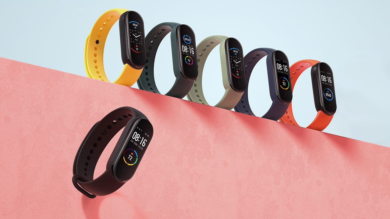 Xiaomi Mi Smart Band 5: il fitness tracker torna più grande e con tante nuove funzioni