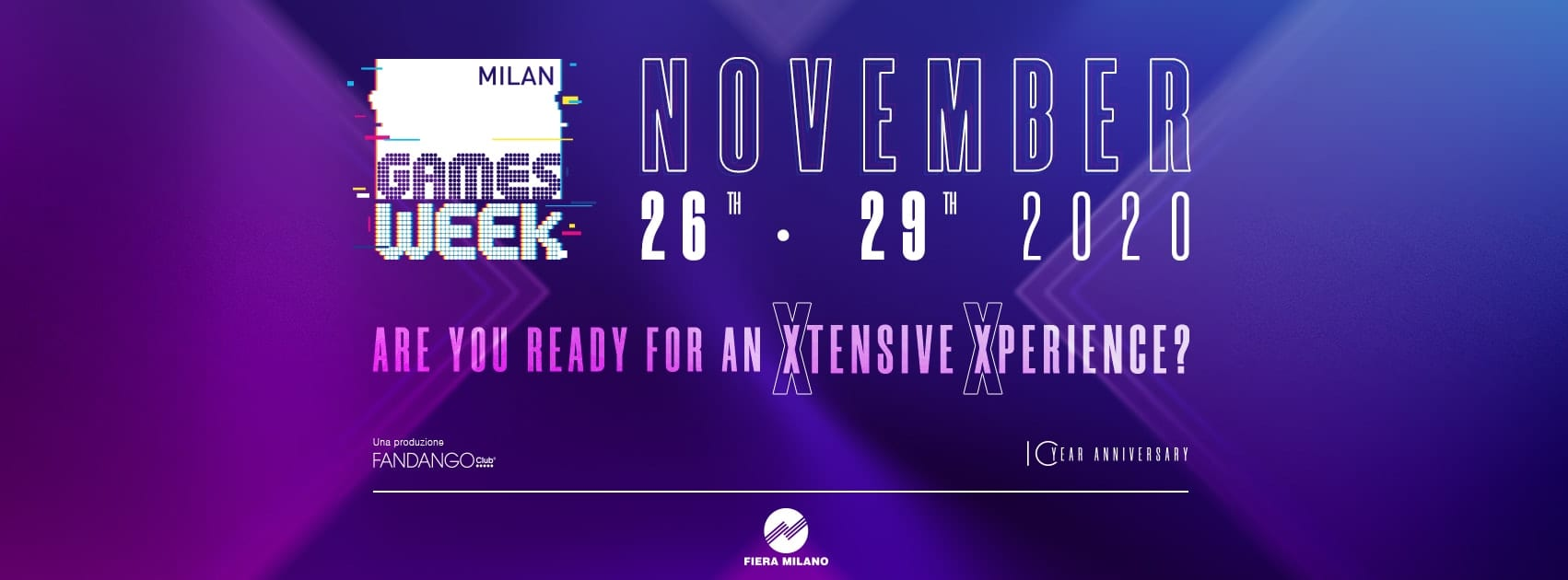 Milan Games Week 2020 - Cartoomics: ecco gli appuntamenti