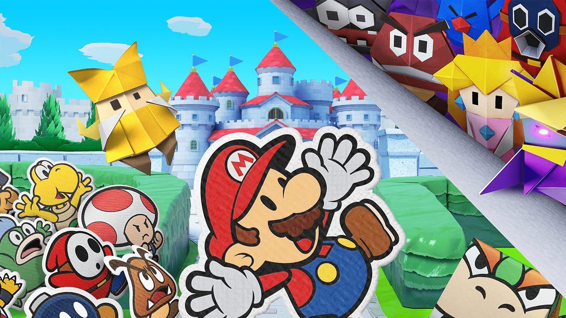 Paper Mario: The Origami King, la recensione del ritorno della serie RPG su Switch
