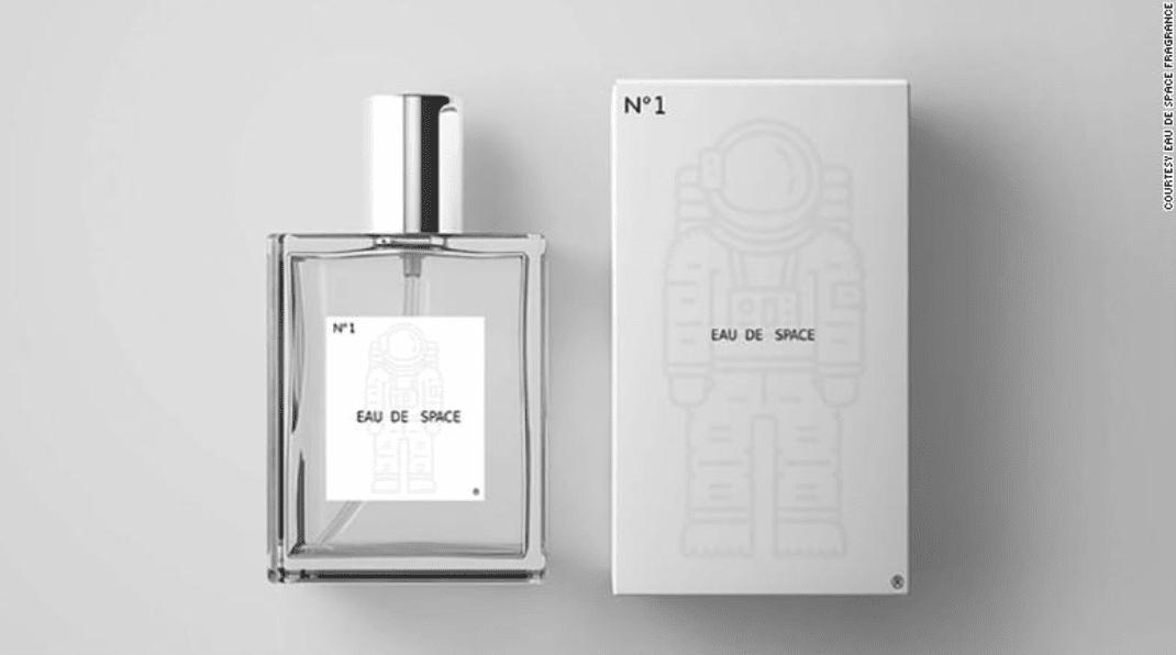 Eau de Space: la fragranza NASA dell'odore dello spazio