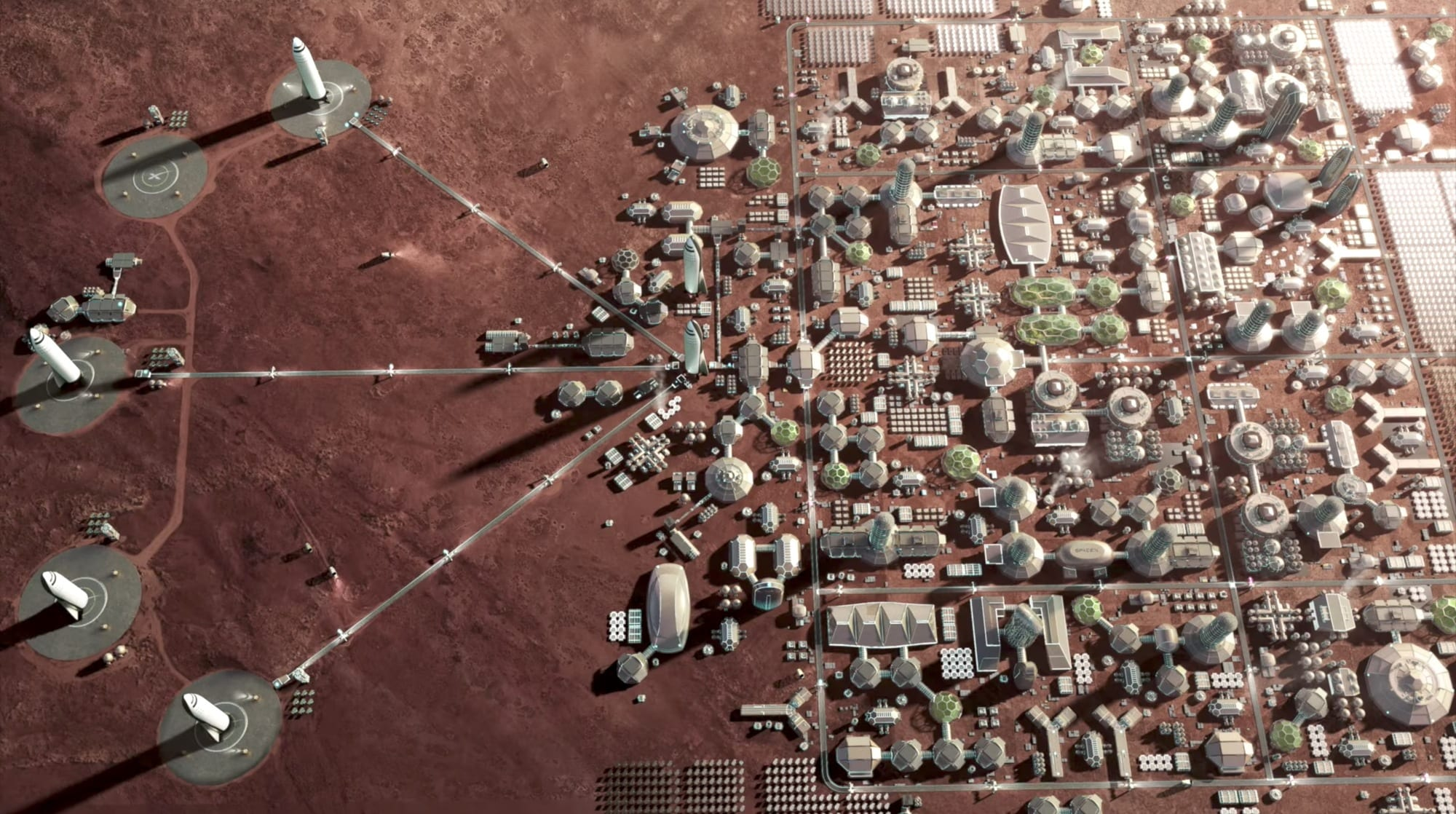 Marte: quante persone servono per colonizzarlo?