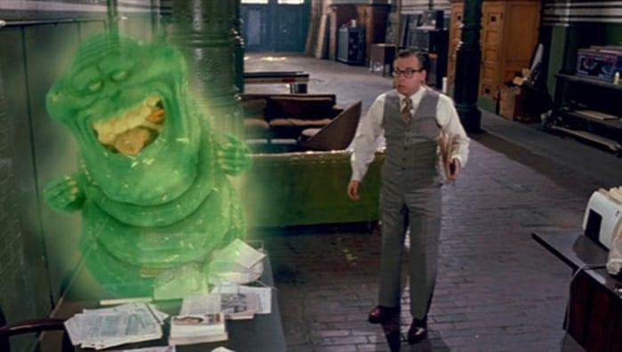 ghostbusters 1984 Slimer