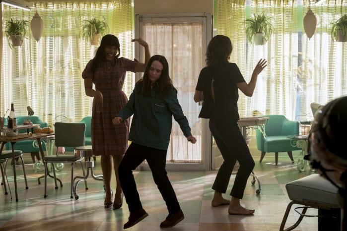 The Umbrella Academy 2 Dance