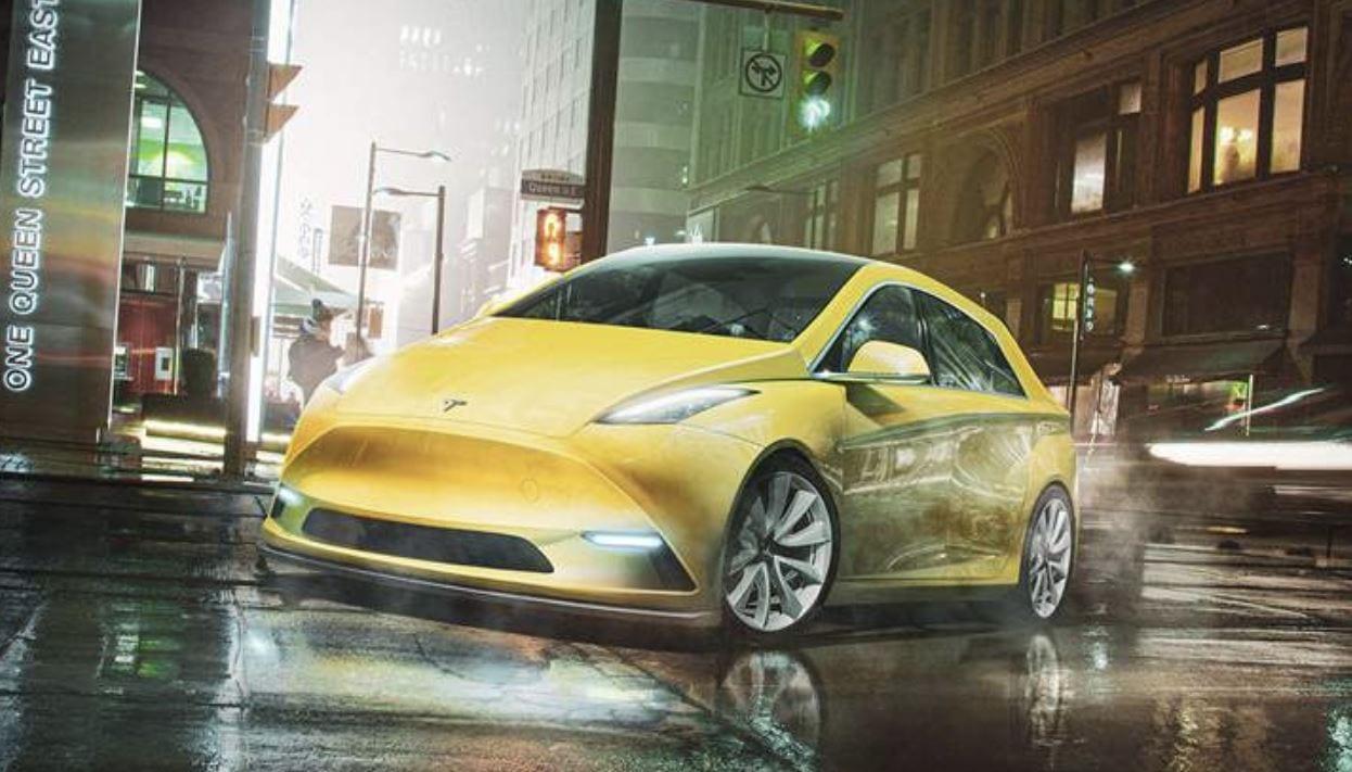 Tesla sta già lavorando ad una city car da meno di 30.000€ (rumor)