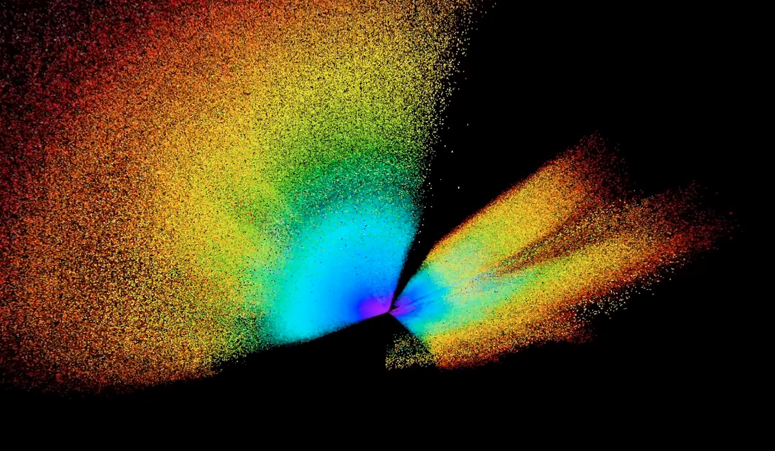Universo in espansione: realizzata la più grande mappa in 3D