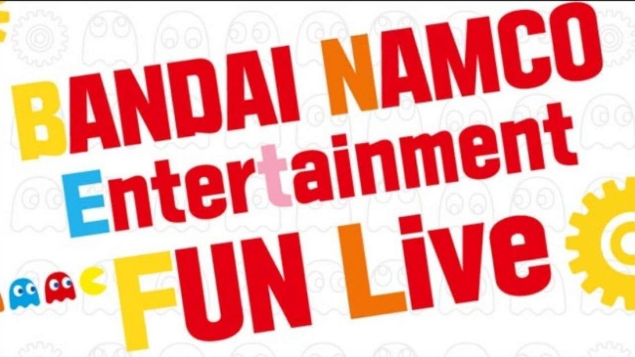 Bandai Namco Entertainment Fun Live: tutti gli appuntamenti dedicati ai giochi del publisher