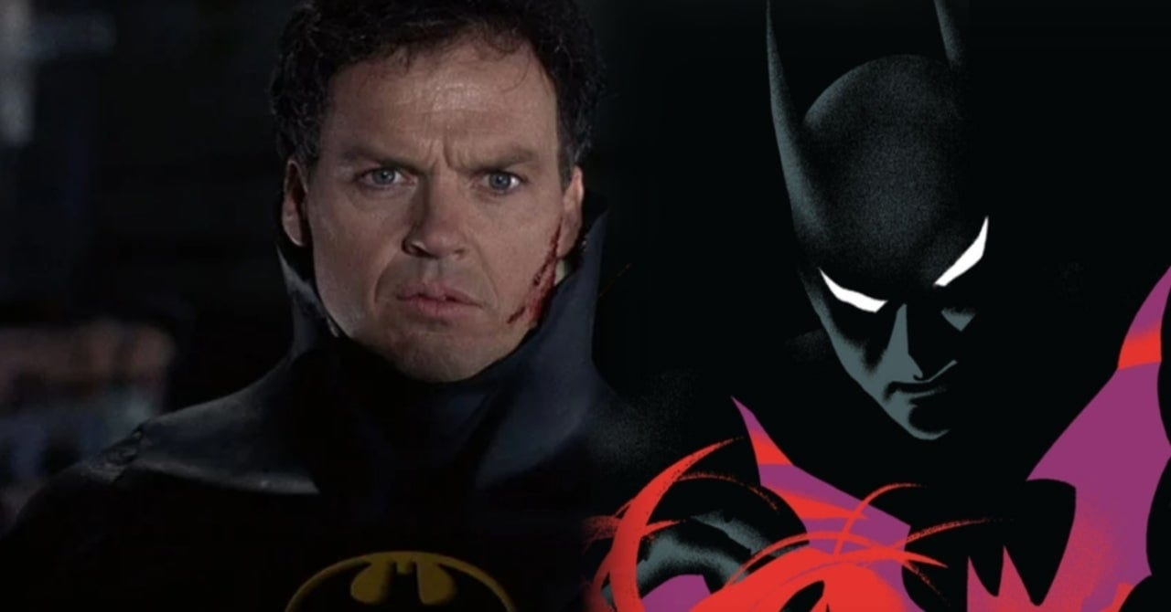 Batman Beyond: ecco il fan trailer con Michael Keaton e Dylan O'Brien