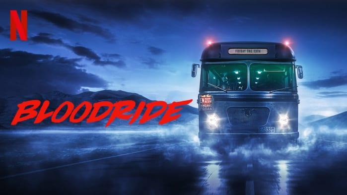 bloodride serie tv horror netflix