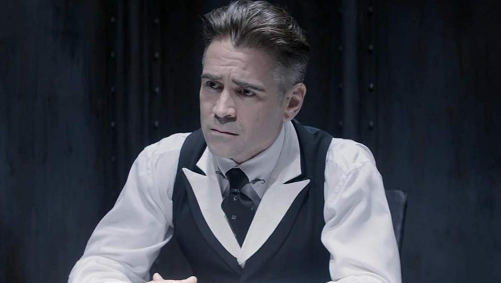 colin farrell in the batman