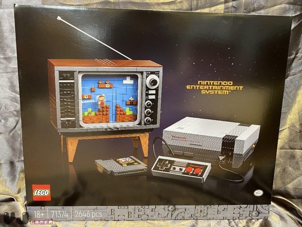 Nintendo NES, prime foto del set LEGO dedicato alla storica console [AGGIORNATO]