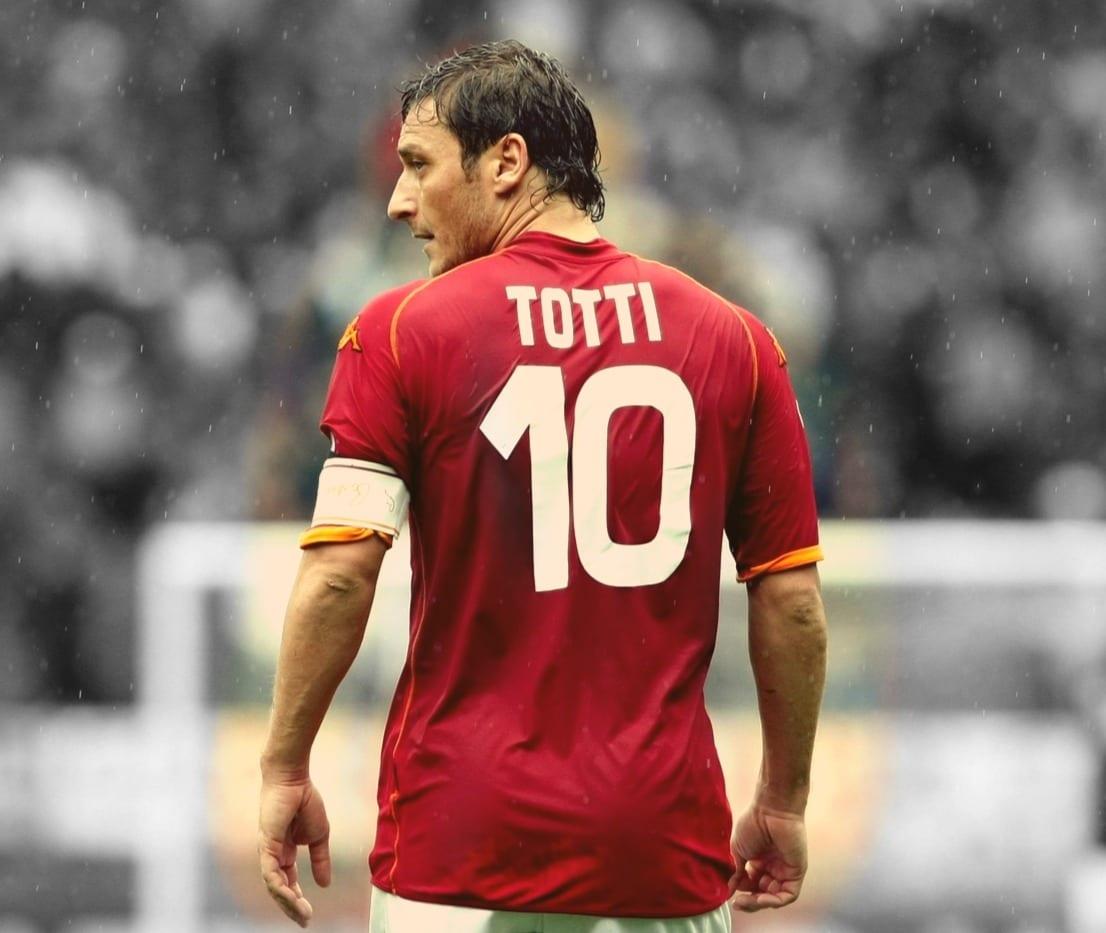 Francesco Totti: Sky realizzerà una miniserie TV dedicata alla sua vita