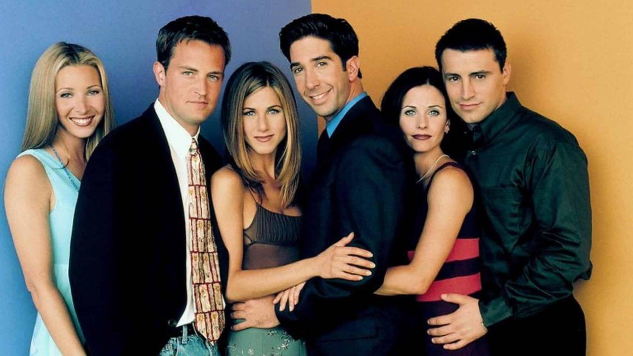 Friends: tutto pronto per una lettura reboot con personaggi di colore