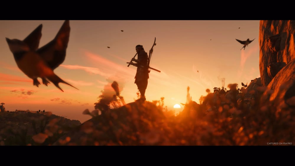 Ghost of Tsushima recensione Photo Mode