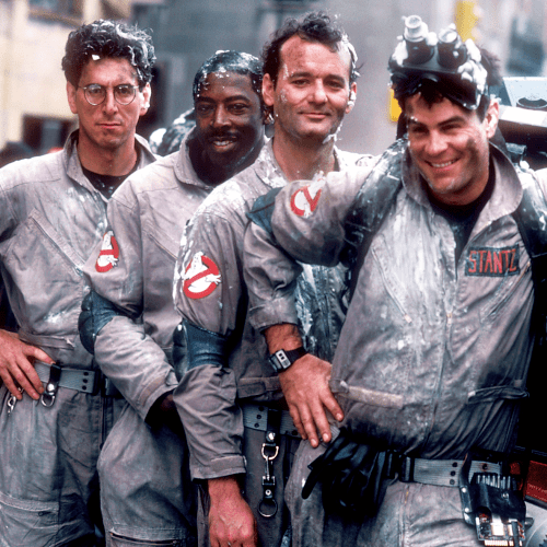 ghostbusters 1984 cover