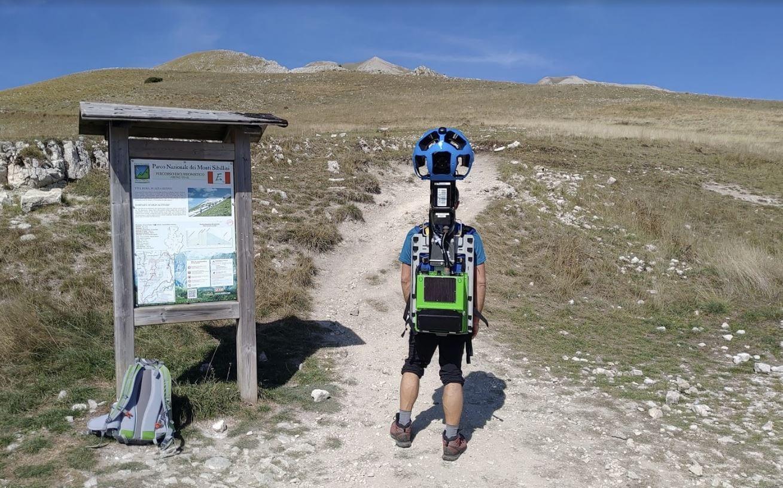 Google Street View mappa i sentieri di montagna, grazie a Legambiente