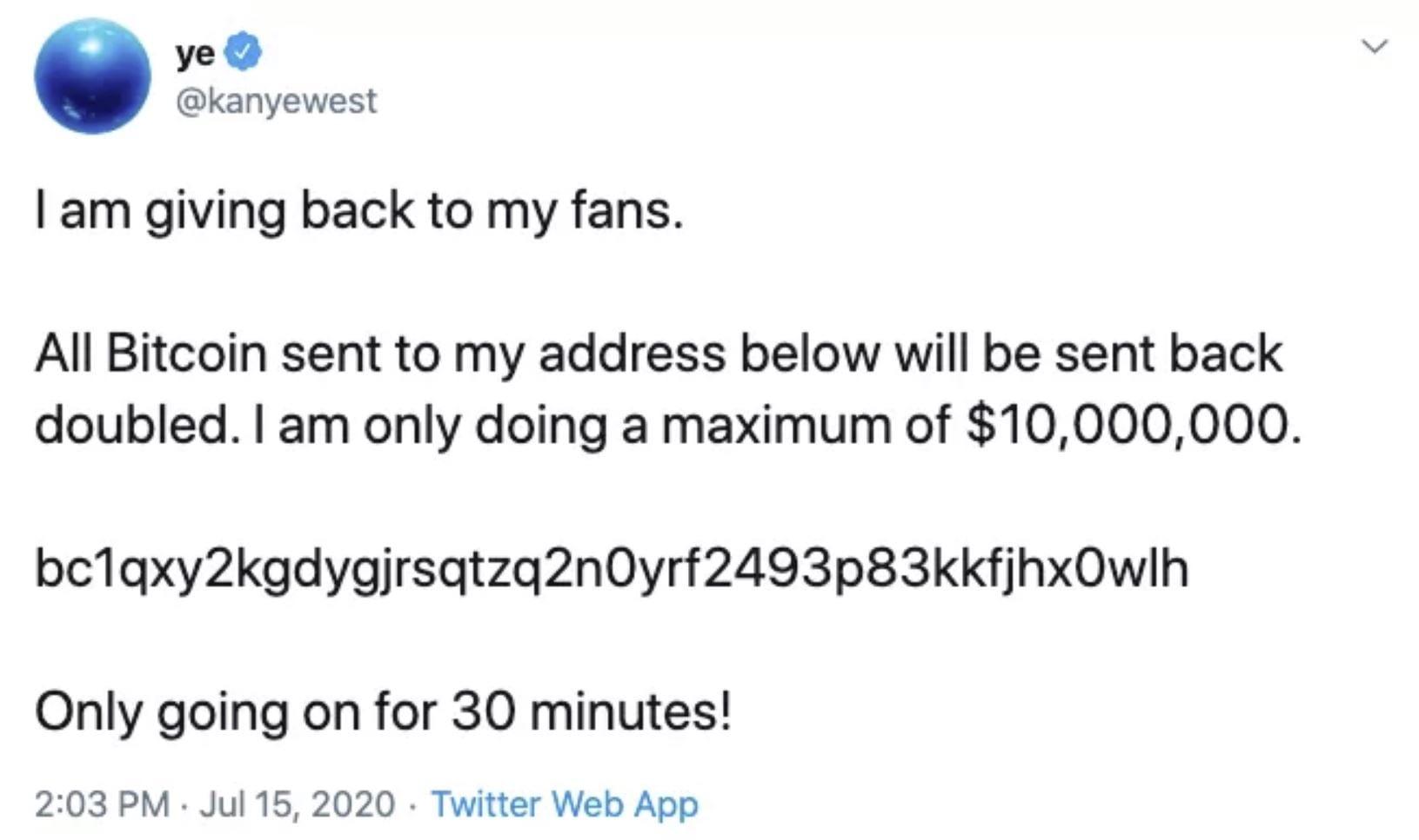 Twitter: hackerati account di Elon Musk, Bill Gates, Jeff Bezos e altri per truffa Bitcoin