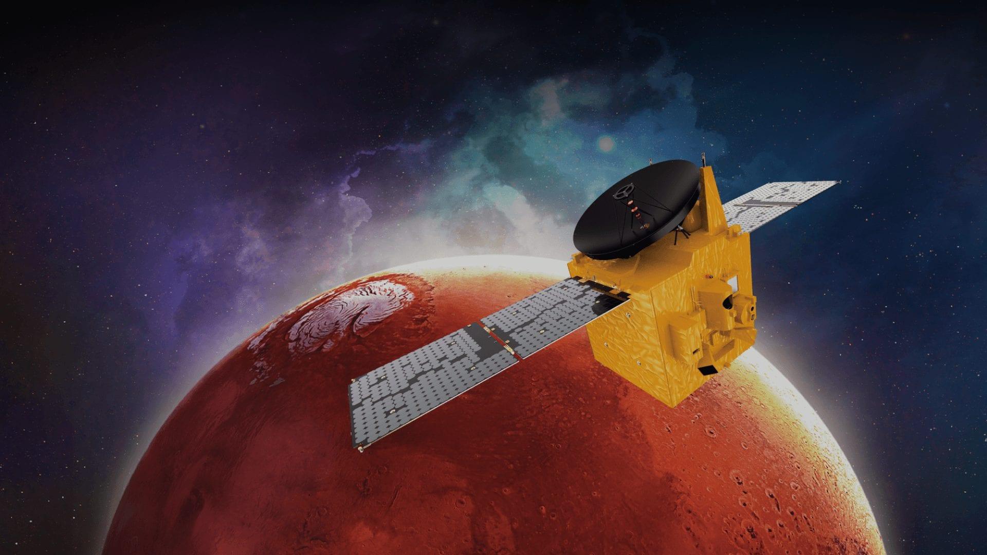 Emirati Arabi Uniti, domani il lancio nello spazio