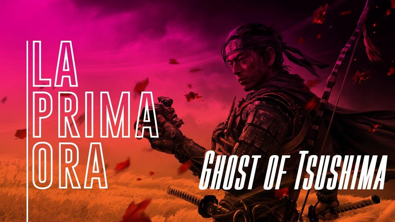 La Prima Ora: Ghost of Tsushima