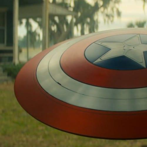 Disney + Originals Captain America Scudo