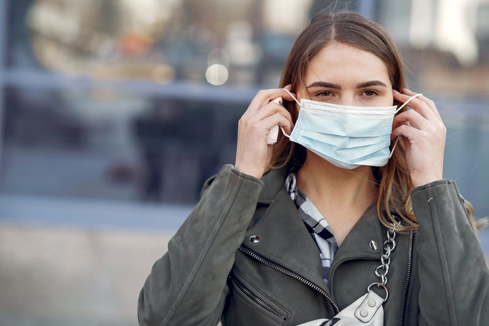 Riconoscimento facciale, con le mascherine percentuale di errore al 50%