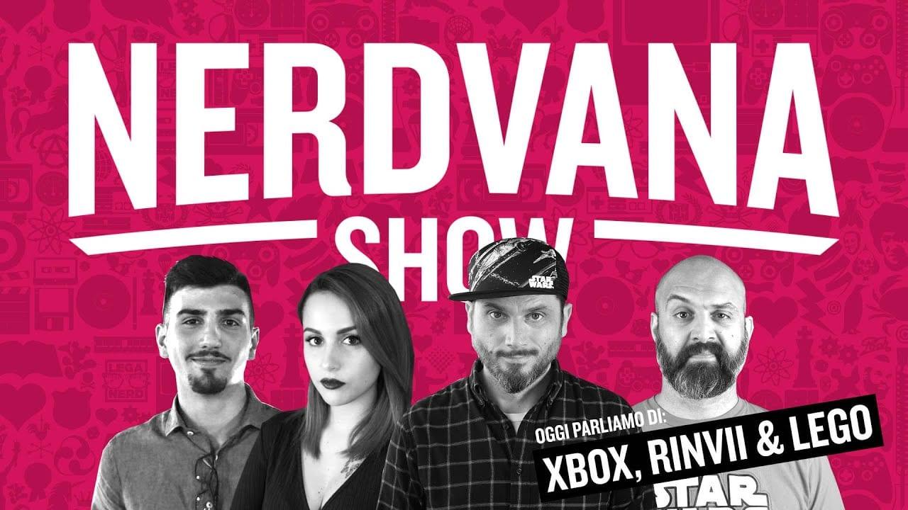 I tanti rinvii al cinema, i set LEGO ritirati e la conferenza di Xbox - Nerdvana Show 12