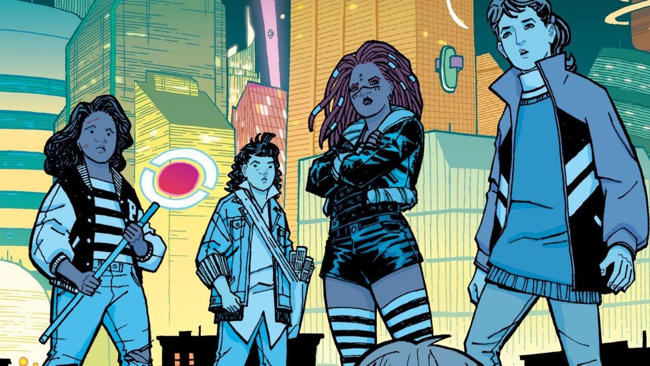 Paper Girls: gli Amazon Studios realizzano una serie TV sul fumetto