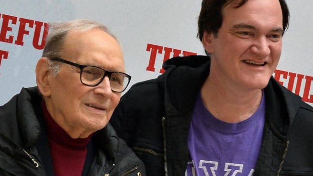Ennio Morricone: ecco il messaggio d'addio di Quentin Tarantino