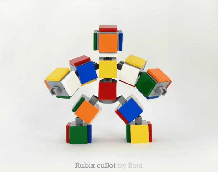 LEGO Matryoshka